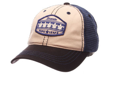 Toronto Maple Leafs Zephyr NHL Roader Mesh Cap