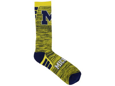 Michigan Wolverines Jolt Socks