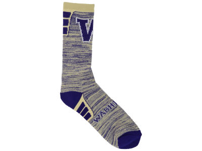 Washington Huskies Jolt Socks