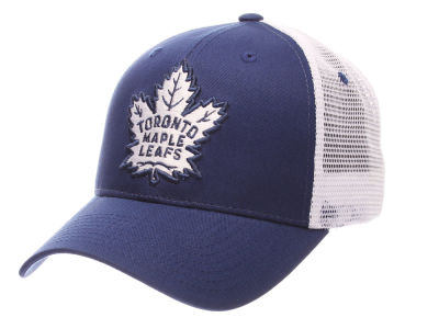 Toronto Maple Leafs Zephyr NHL Biscuit 2.0 Hat