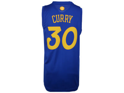 Golden State Warriors Stephen Curry adidas NBA Men's Christmas Day Swingman Jersey