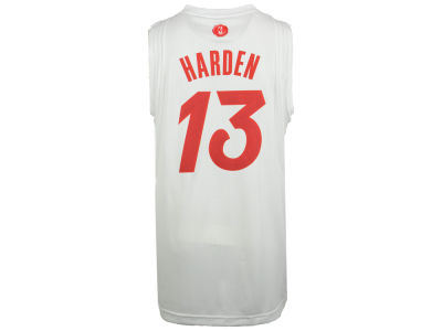Houston Rockets James Harden adidas NBA Men's Christmas Day Swingman Jersey