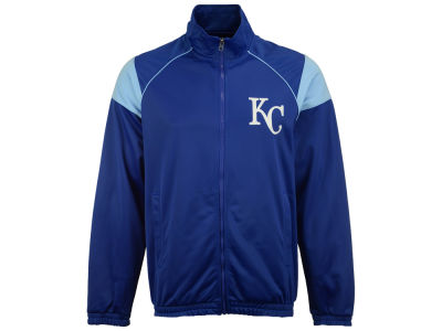 Kansas City Royals GIII MLB Men's End of Season Track Jacket