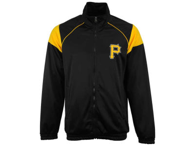 Pittsburgh Pirates G-III Sports MLB Men's End of Season Track Jacket