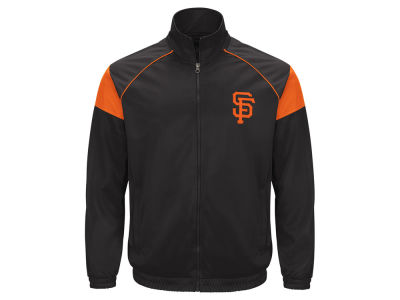 San Francisco Giants GIII MLB Men's End of Season Track Jacket