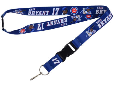 Chicago Cubs Kris Bryant Player Lanyard