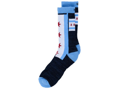 Chicago Cubs Hot Box Crew Sock