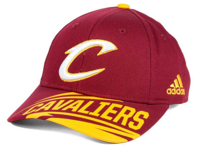 Cleveland Cavaliers adidas NBA Youth Layup Adjustable Cap