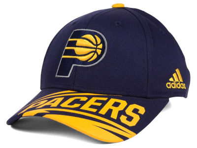 Indiana Pacers adidas NBA Youth Layup Adjustable Cap