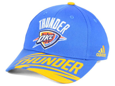 Oklahoma City Thunder adidas NBA Youth Layup Adjustable Cap