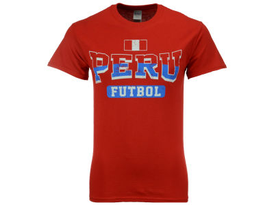 Peru National Team Men's Global Game T-Shirt