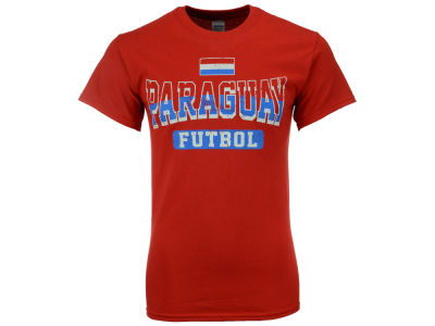 Paraguay National Team Men's Global Game T-Shirt