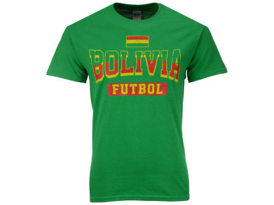 Bolivia National Team Men's Global Game T-Shirt