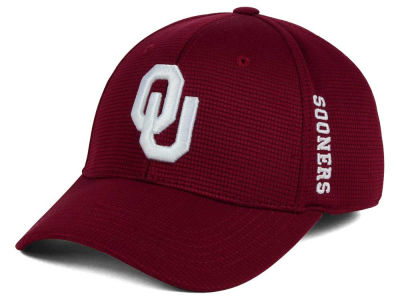 Oklahoma Sooners Top of the World NCAA Booster Plus Cap