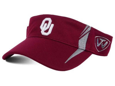 Oklahoma Sooners Top of the World NCAA Range II Visor