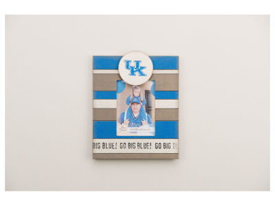 Kentucky Wildcats 10x12 Striped Frame