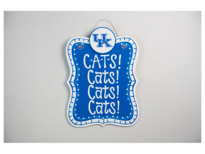 Kentucky Wildcats Hanging Board