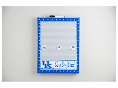 Kentucky Wildcats Dry Erase Board