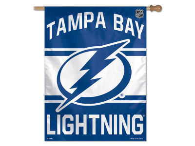 Tampa Bay Lightning 27x37 Vertical Flag
