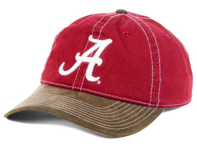 Alabama Crimson Tide NCAA Leather Goods Adjustable Cap