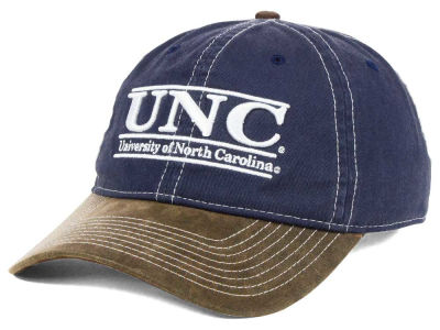 North Carolina Tar Heels NCAA Leather Goods Adjustable Cap