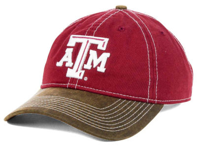 Texas A&M Aggies NCAA Leather Goods Adjustable Cap