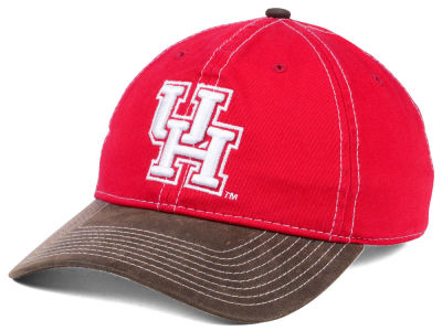 Houston Cougars NCAA Leather Goods Adjustable Cap