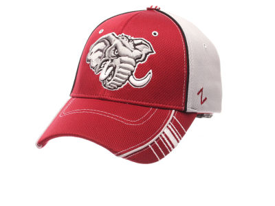 Alabama Crimson Tide Zephyr NCAA Scanner Cap