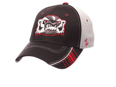 Wisconsin Badgers Zephyr NCAA Scanner Cap