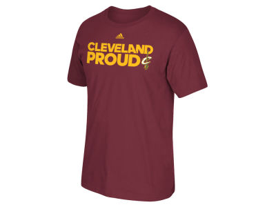 Cleveland Cavaliers adidas NBA Men's Team City Proud T-Shirt