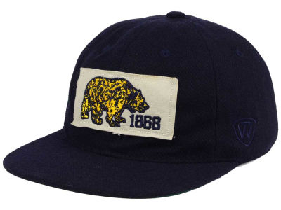 California Golden Bears Top of the World NCAA Heritage Collection Strapback Cap