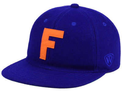 Florida Gators Top of the World NCAA Heritage Collection Strapback Cap