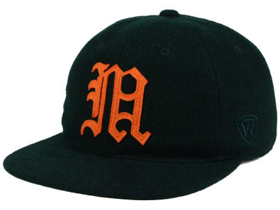 Miami Hurricanes Top of the World NCAA Heritage Collection Strapback Cap