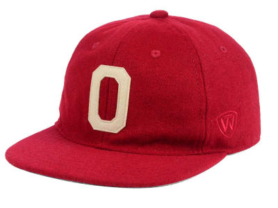 Oklahoma Sooners Top of the World NCAA Heritage Collection Strapback Cap