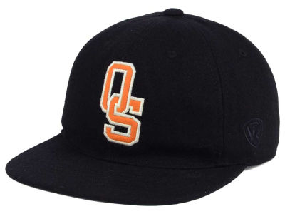 Oklahoma State Cowboys Top of the World NCAA Heritage Collection Strapback Cap