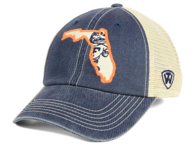 Florida Gators Top of the World NCAA Heritage Collection Mesh Trucker Cap