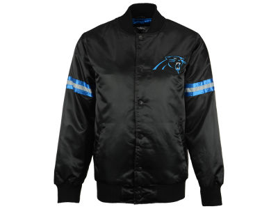 Carolina Panthers GIII NFL Men's Starter Satin Jacket