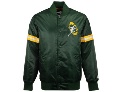 Green Bay Packers GIII NFL Men's Starter Satin Jacket