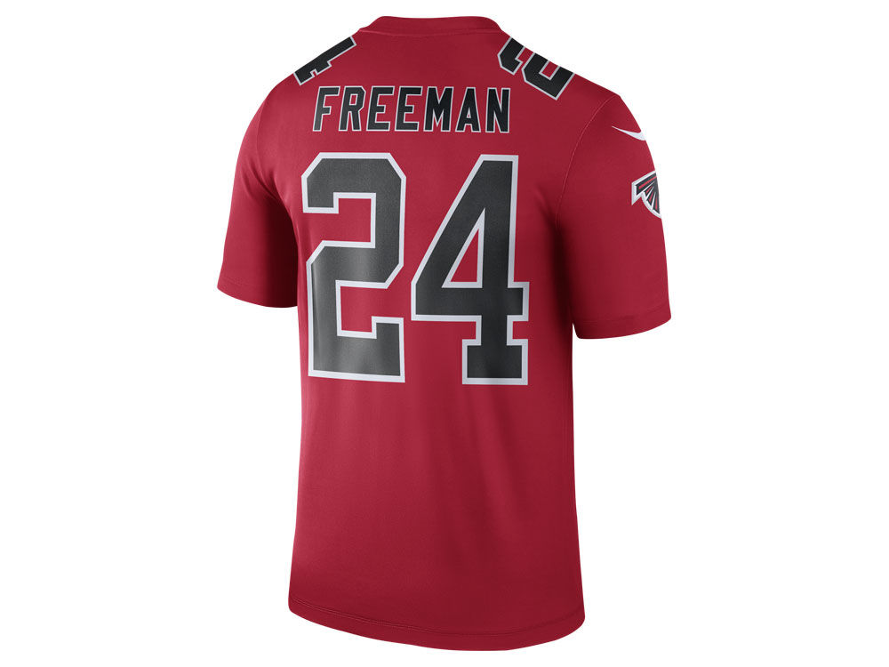 c8728a257 Atlanta Falcons Devonta Freeman Nike NFL Men s Legend Color Rush Jersey
