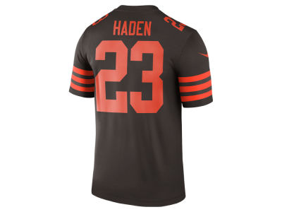 Cleveland Browns Joe Haden Nike NFL Men's Legend Color Rush Jersey