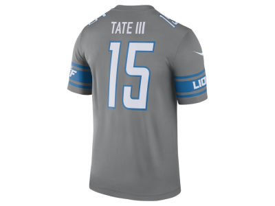 Detroit Lions Golden Tate III Nike NFL Men's Legend Color Rush Jersey