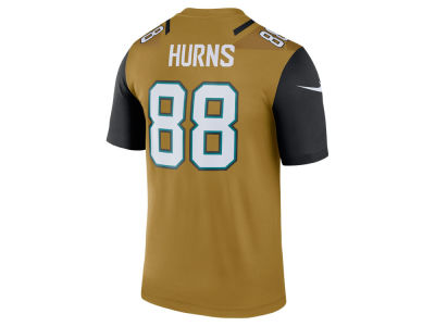 Jacksonville Jaguars Allen Hurns Nike NFL Men's Legend Color Rush Jersey