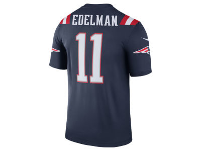 New England Patriots Julian Edelman Nike NFL Men's Legend Color Rush Jersey