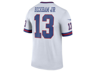 New York Giants ODELL BECKHAM JR Nike NFL Men's Legend Color Rush Jersey