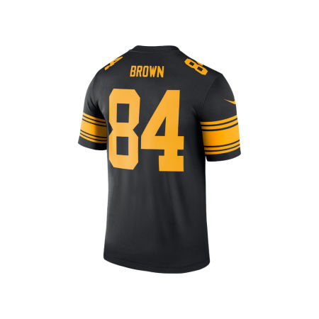 Pittsburgh Steelers Antonio Brown Nike NFL Men's Legend Color Rush Jersey