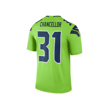 Seattle Seahawks Kam Chancellor Nike NFL Men's Legend Color Rush Jersey