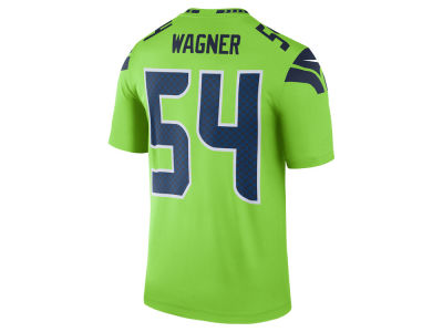 Seattle Seahawks BOBBY WAGNER Nike NFL Men's Legend Color Rush Jersey