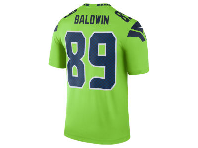 Seattle Seahawks Doug Baldwin Nike NFL Men's Legend Color Rush Jersey