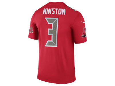 Tampa Bay Buccaneers Jameis Winston Nike NFL Men's Legend Color Rush Jersey