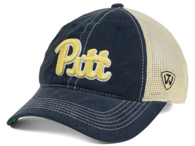 Pittsburgh Panthers Top of the World NCAA Heritage Collection Mesh Trucker Cap